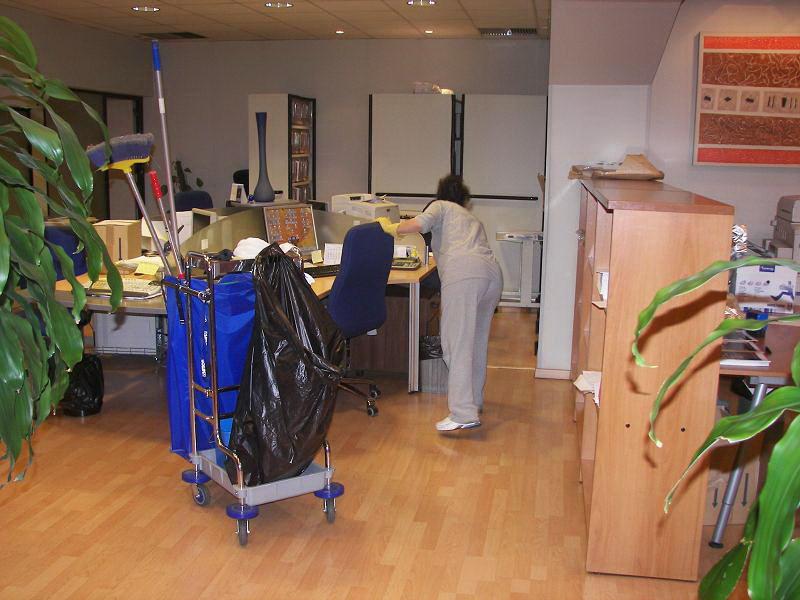 Limpieza de oficina en donostia san sebastian limpiezas for Oficina empleo oviedo